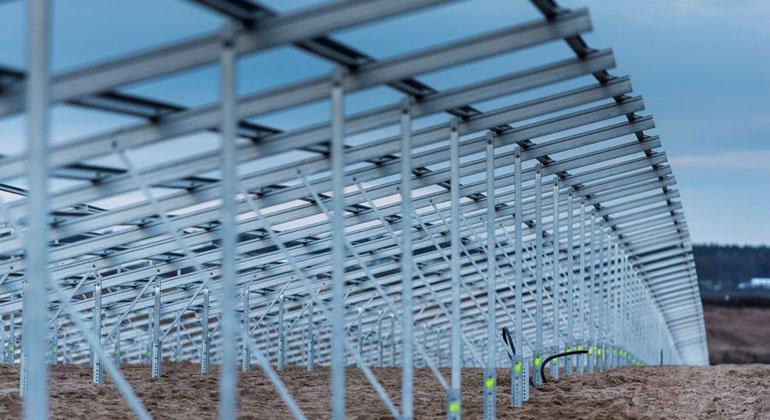 Energiepark Lausitz liefert 300 Megawatt Solarpower