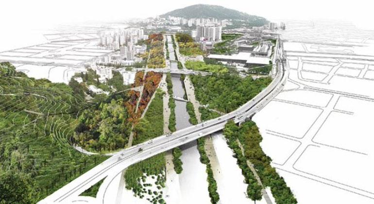 Kolumbien: Medellín kühlt sich grün