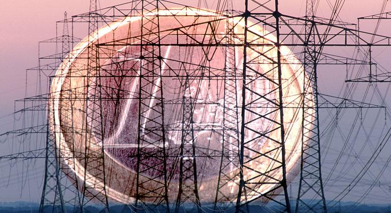 Verivox: Stromnetzgebühren steigen 2022 auf Rekordhoch