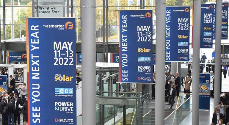 The smarter E Europe 2021   Solar Promotion GmbH