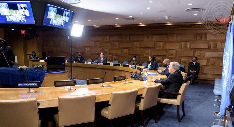 UN Photo, Manuel Elías | UN-Generalsekretär António Guterres